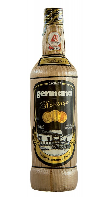 Germana Heritage Cachaça