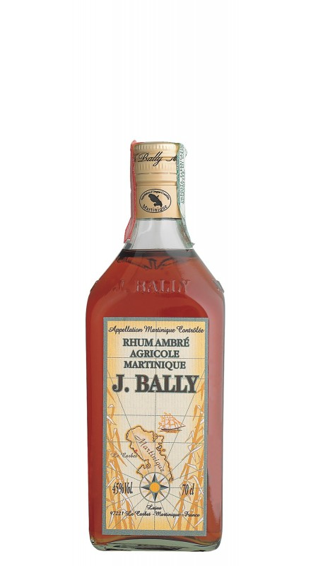 Bally Ambré Rhum Agricole