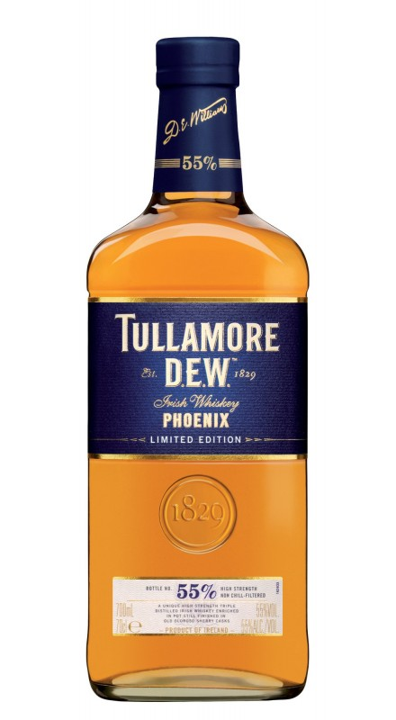 Tullamore Dew Phoenix Cask Strenght Whisky
