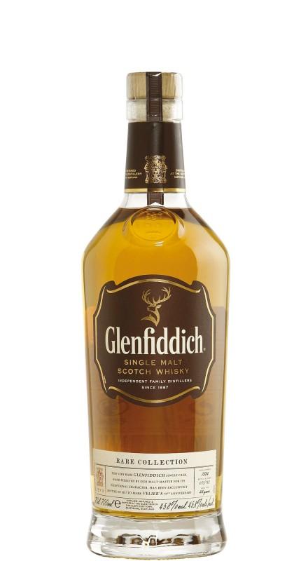 Glenfiddich 1973 Single Cask - 70° Anniversario Velier