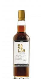 Kavalan Rum Cask - 70° Anniversario Velier