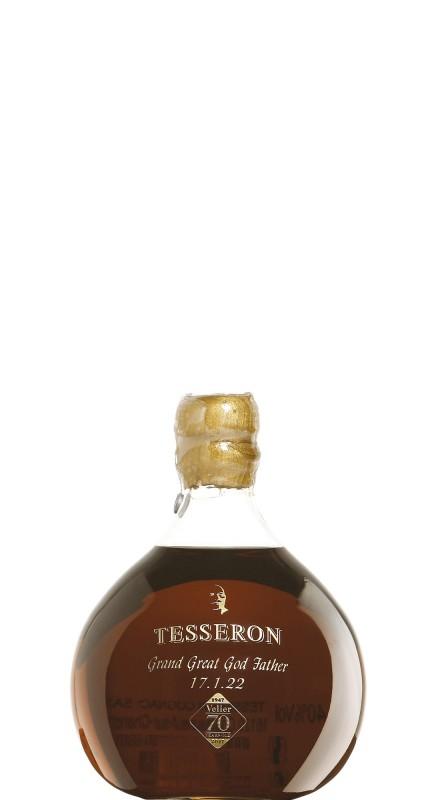 Tesseron Lot 22 Cognac Cuvee - 70° Anniversario Velier