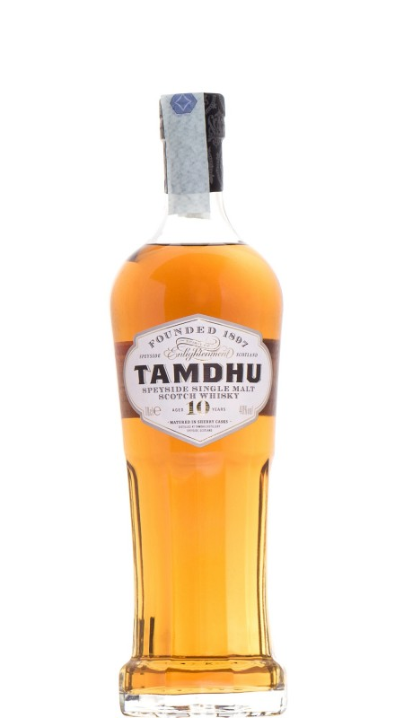 Tamdhu 10 Y.O. Single Malt Whisky