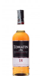 Tomatin 18 Y.O. Single Malt Whisky