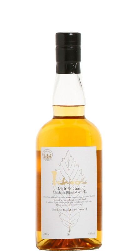Ichiro's Malt Malt And Grain Single Malt Whisky