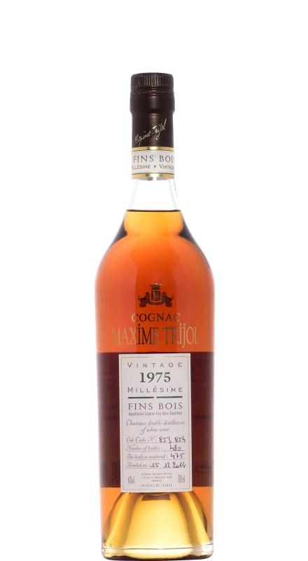 Maxime Trijol Fins Bois 1975 Cognac