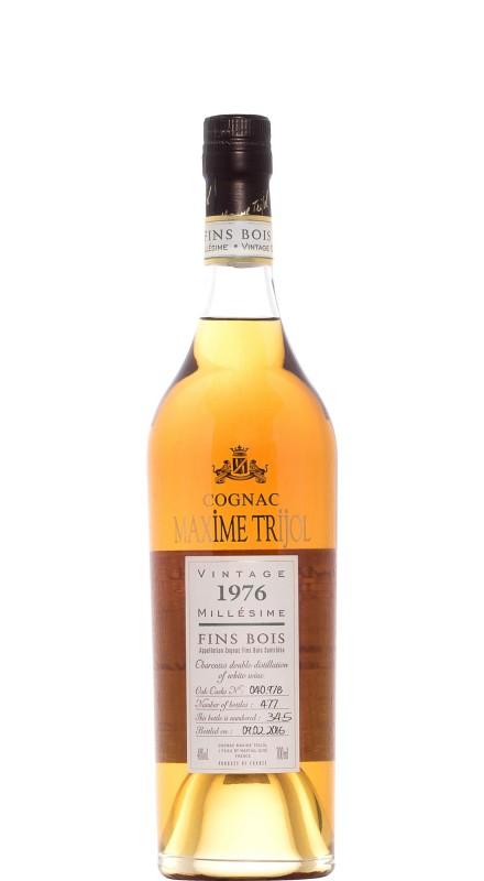 Maxime Trijol Fins Bois 1976 Cognac