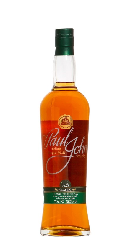 Paul John Classic Single Malt Whisky