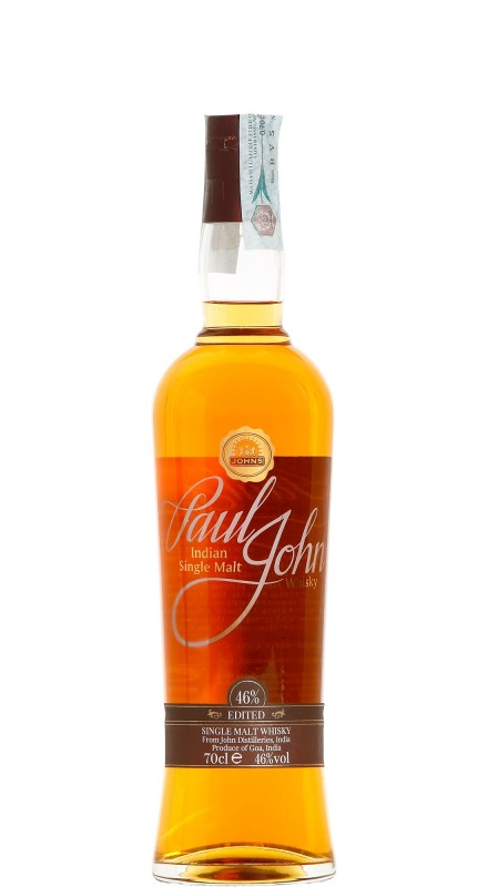 Paul John Edited Single Malt Whisky