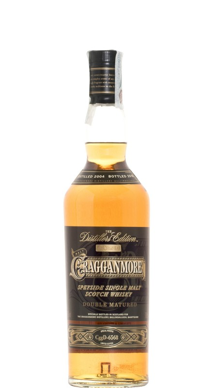 Cragganmore Distillers Edition Single Malt Whisky