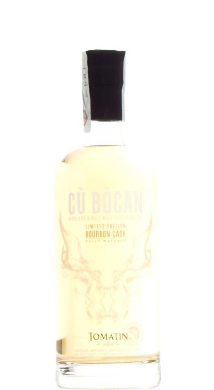 Tomatin Cu Bocan Bourbon Oak Single Malt Whisky