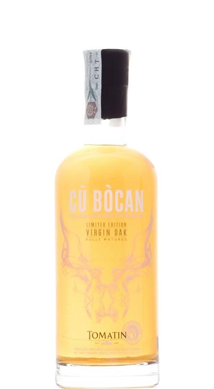 Tomatin Cu Bocan Virgin Oak Single Malt Whisky
