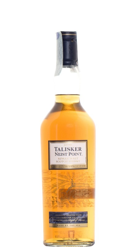 Talisker Neist Point Single Malt Whisky