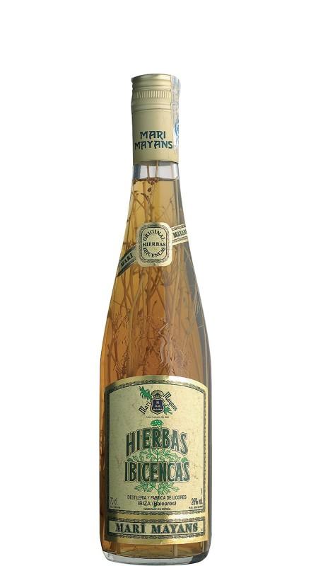 Mari Mayans Hierbas Ibicencas Liquore