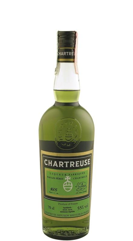 Chartreuse Verde Verte 70 cl Liquore