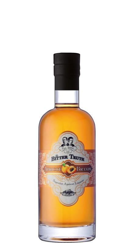 Bitter Truth Albicocca Brandy Liquore