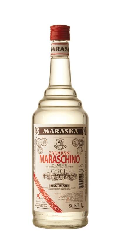 Maraska Zadarski Liquor Maraschino