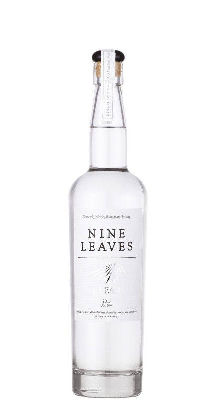 Nine Leaves Clear Rum