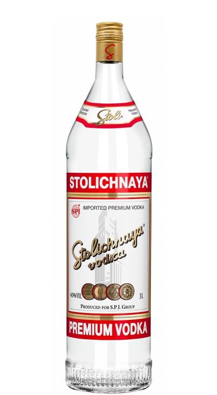 Stolichnaya Vodka Premium 150 cl