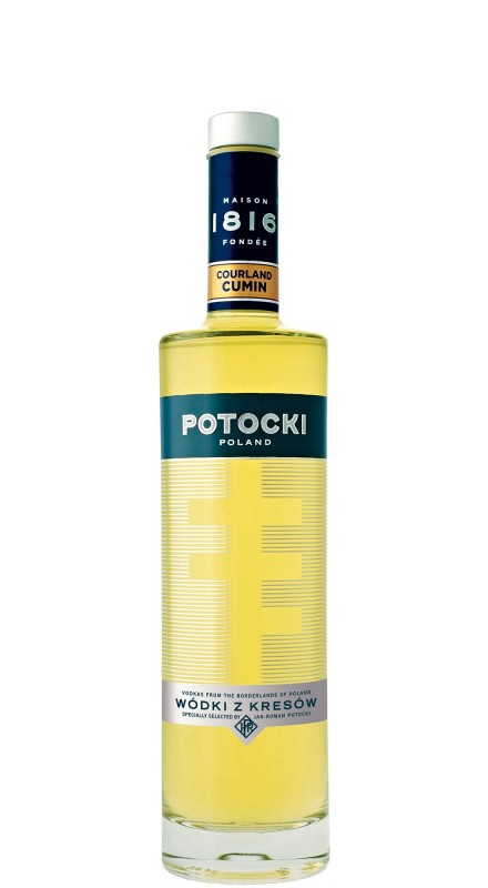 Potocki Vodka Courland Cumin