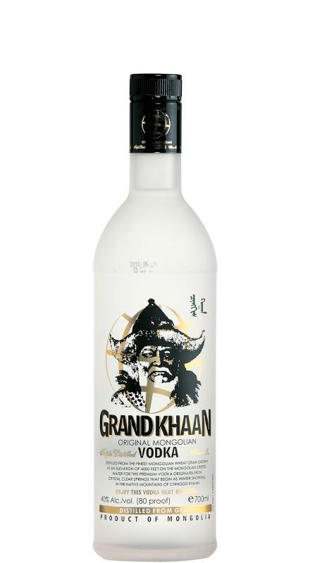 Grand Khaan Vodka