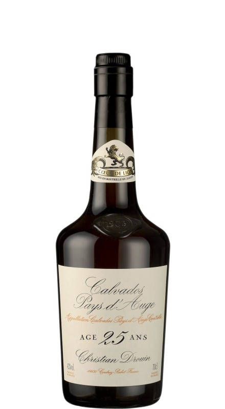 Drouin 25 Years Old Calvados