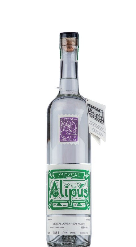 Alipus Santa Ana 47.5° Mezcal