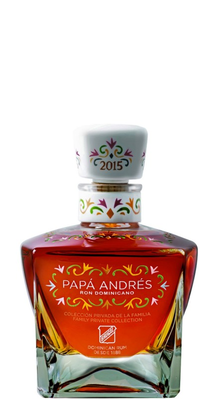 Brugal Papà Andrés 2nd Edition 2015 Rum