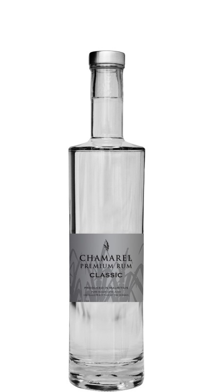 Chamarel Premium White Rhum Agricole 50 cl