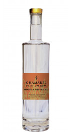 Chamarel White Double Distilled Rhum Agricole
