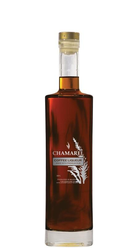 Chamarel Coffee Liquore