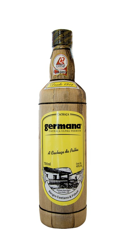 Germana Traditional Cachaca