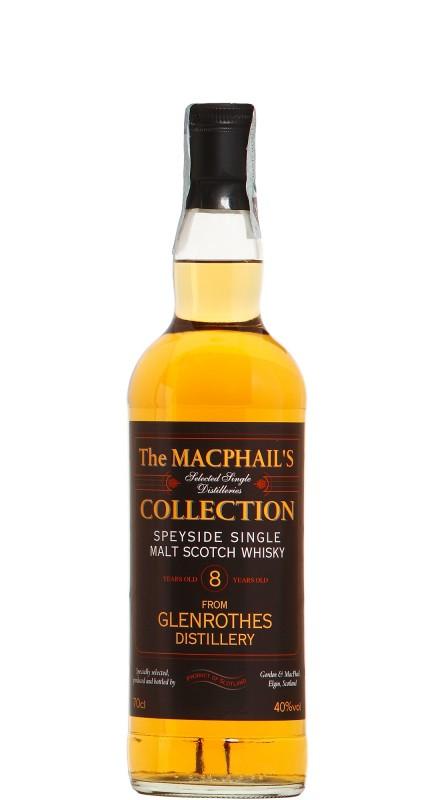 Glenrothes 8 Y.O. Single Malt Whisky