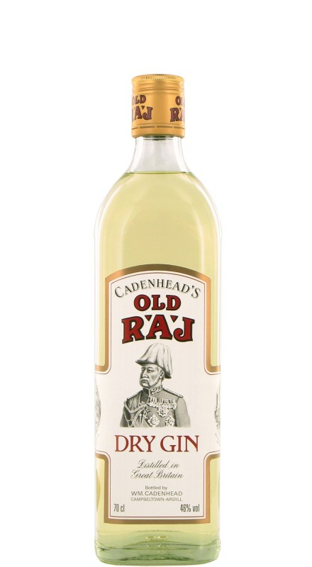 Old Raj Dry Gin Cadenhead