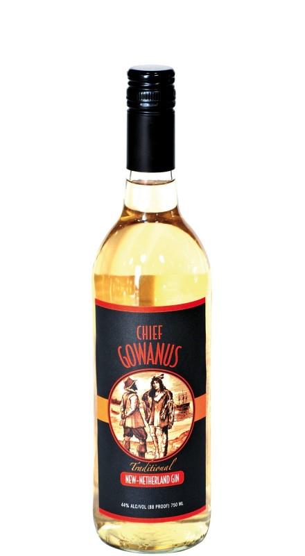 Chief Gowanus Gin