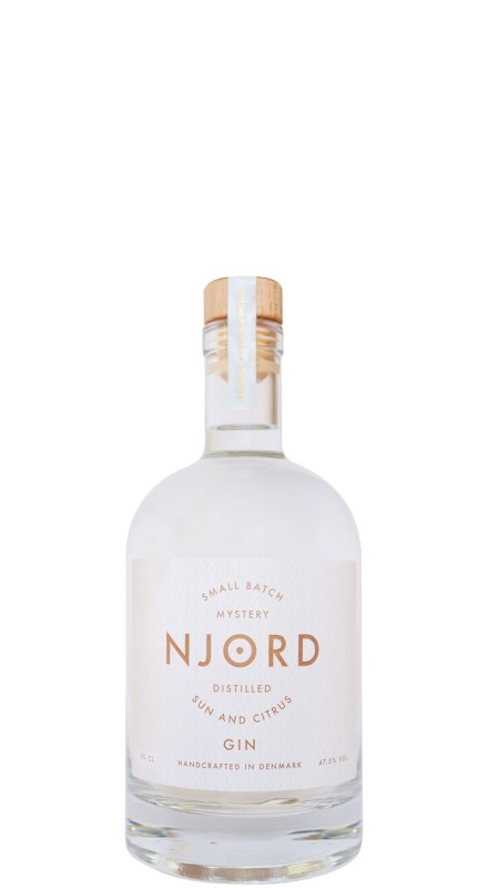 Njord Sun And Citrus Gin