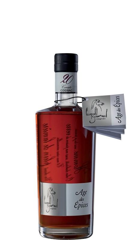 Léopold Gourmel Age Des Épices 20 Carats Cognac