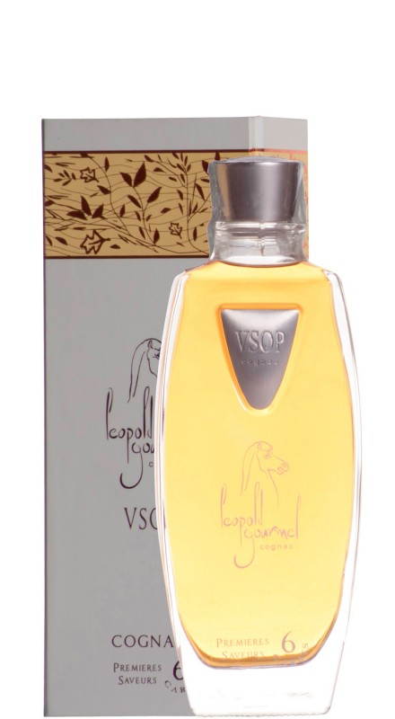 Léopold Gourmel VSOP Premiéres Saveurs 6 Carats Cognac