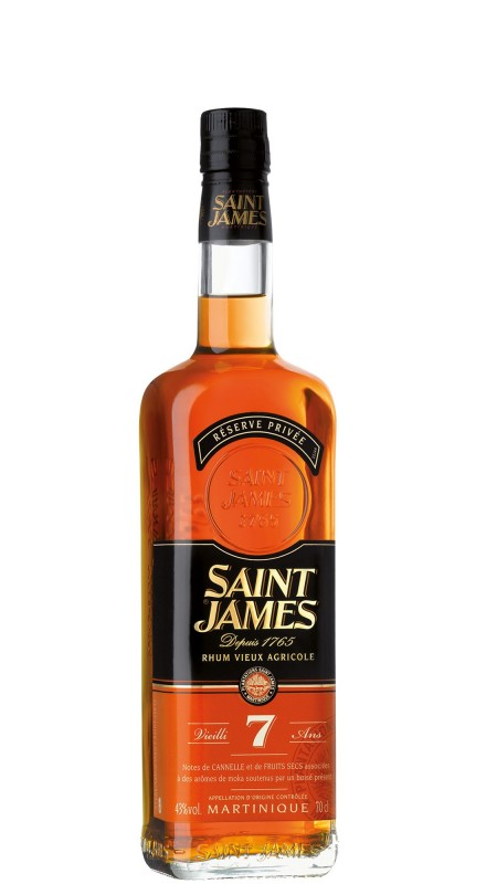Saint James 7 Y.O. Rhum Agricole