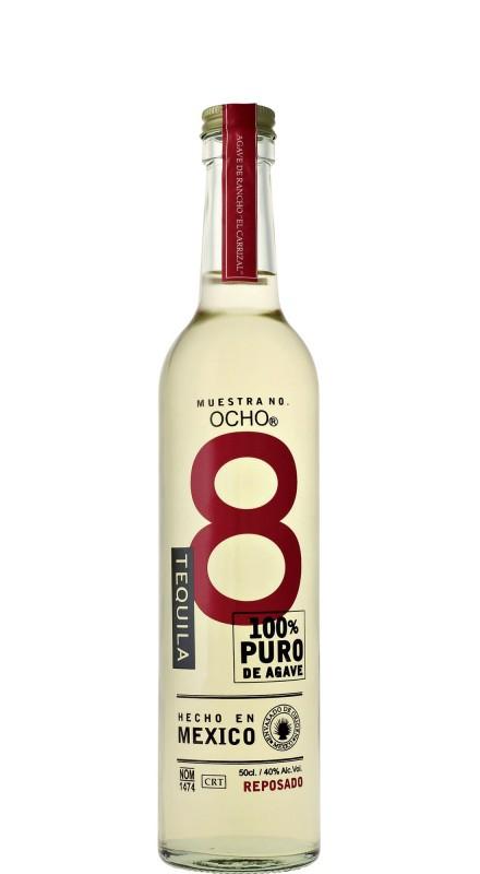 Ocho Reposado 2015 El Carrizal Tequila