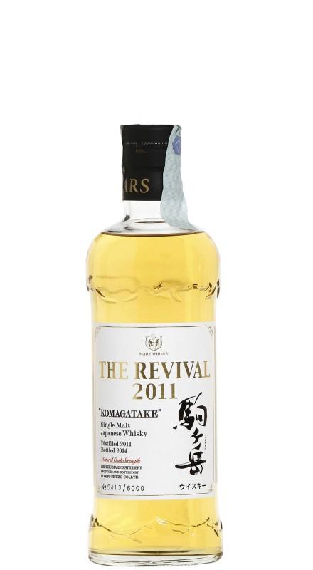 Mars The Revival 2011 Single Malt Whisky