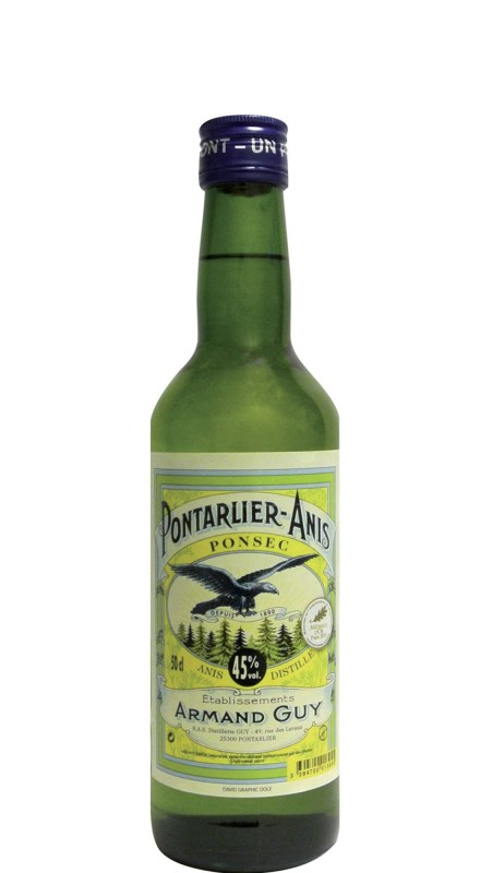 Pontarlier Anis Liquore all'Anice