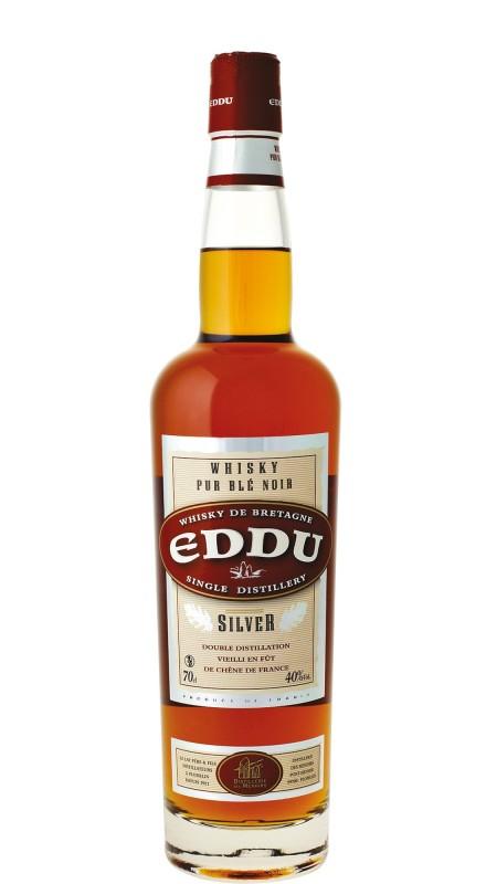 Eddu Silver Single Grain Whisky