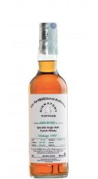 Signatory Glen Rothes 16 y.o. 1997 Single Malt Whisky