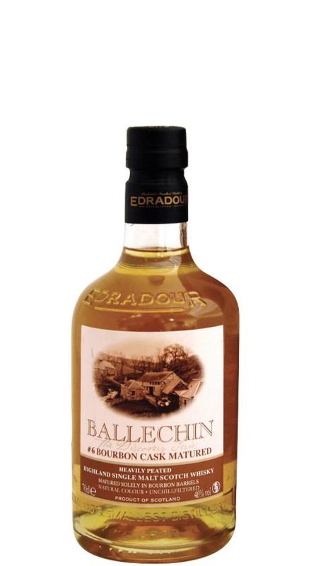 Edradour Ballechin 2005 The Discovery Series No. 6