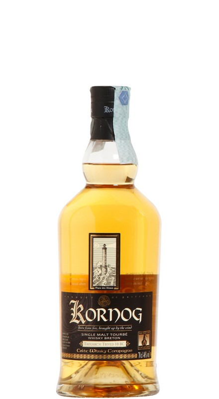 Kornog Roch'H Hir Torbato Single Malt Whisky