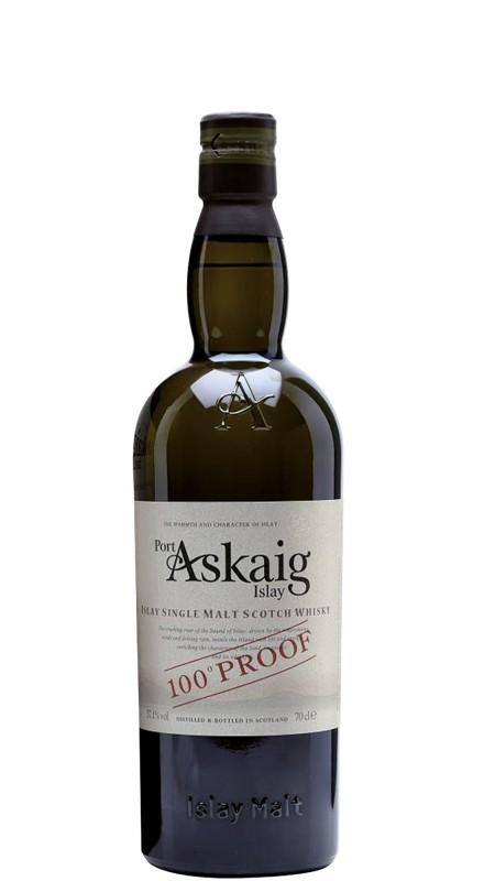 Port Askaig 100° Proof Single Malt Whisky