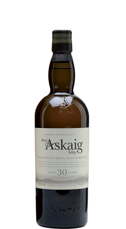 Port Askaig 30 Y.O. Single Malt Whisky