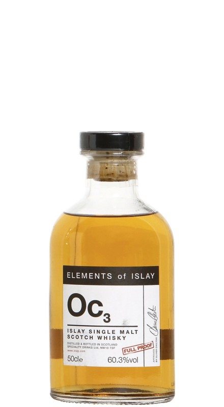 Elements of Islay OC3 Octomore Single Malt Whisky