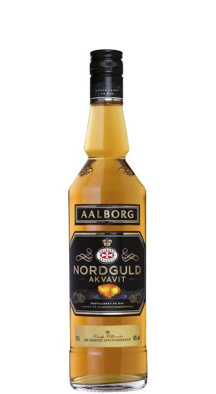Aalborg Nordguld Akvavit